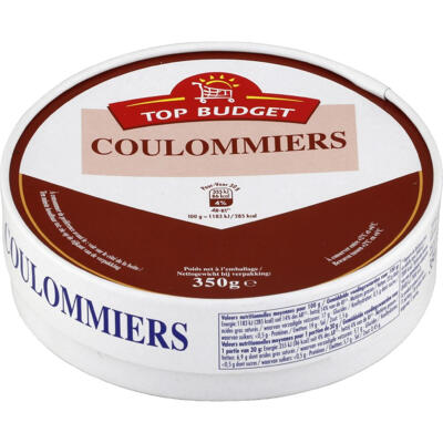 Coulommiers (Top budget)