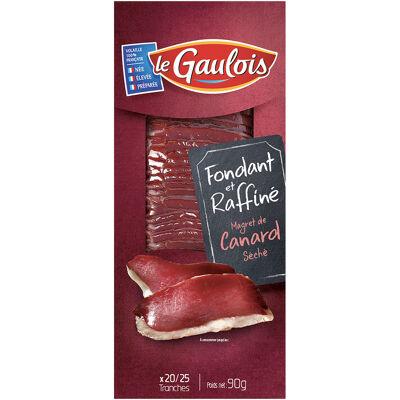 Le gaulois magret de canard séché 90g (Le gaulois)