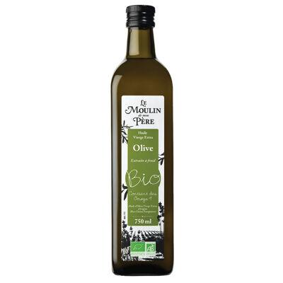 Huile d'olive extra vierge (Le moulin de mon père)