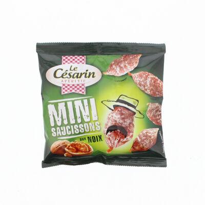 Mini saucissons aux noix ()