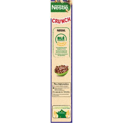 Nestle crunch choco-noisette céréales 400g (Nestle)