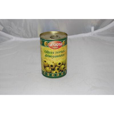 Olives vertes denoyautées la ciota (La ciota)