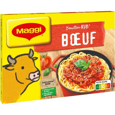 Maggi bouillon kub bœuf - 180g (Maggi)