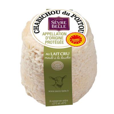Le chabichou du poitou aop 150g (Sèvre & belle)