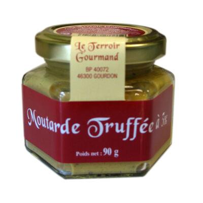 Moutarde truffée 90g (Le terroir gourmand)