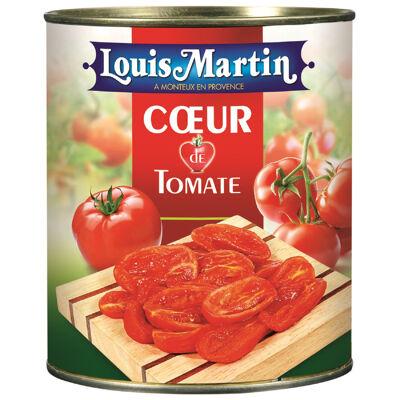 Cœur de tomate - boite 765 g (Louis martin)