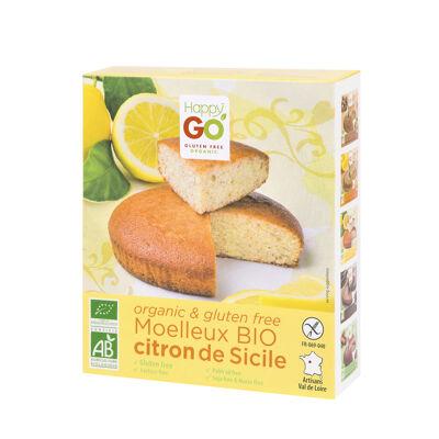 Gâteaux bio citron jaune 170g (Happy go)