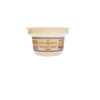 Yaourt grec au citron (Mavrommatis)