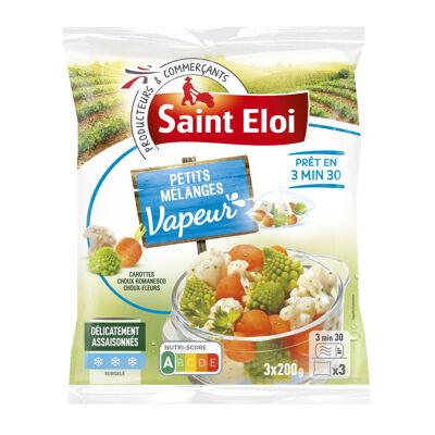 Petits légumes vapeurs saint eloi (Saint eloi)