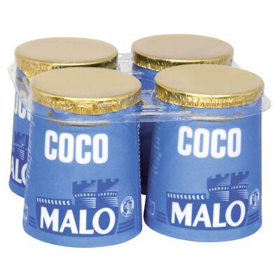 Emprésuré coco avec du lait de coco (Malo)