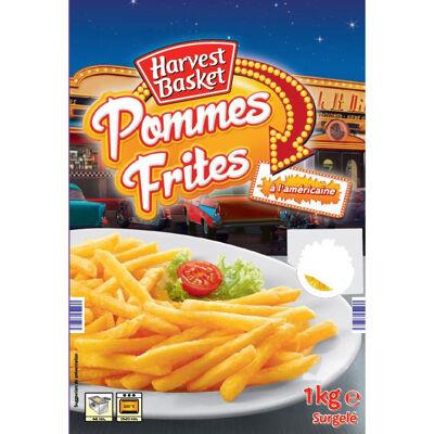 Frites au four 1kg (Harvest basket)