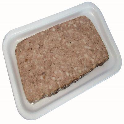 Pâté du périgord recette à l'ancienne x 1 tranche (Lou peyrol)