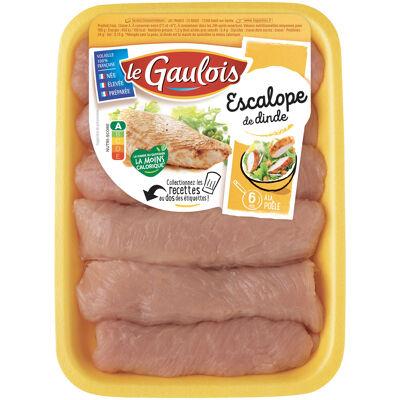 Le gaulois escalopes de dinde 720g (Le gaulois)