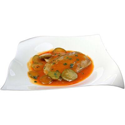 Langue de bœuf sauce piquante 1.5kg (Lechef)