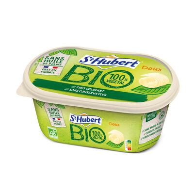 St hubert bio 490 g doux sans huile de palme (St hubert bio)