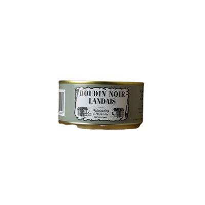 Boudin landais boite 180 grs (Conserverie duplaceau)