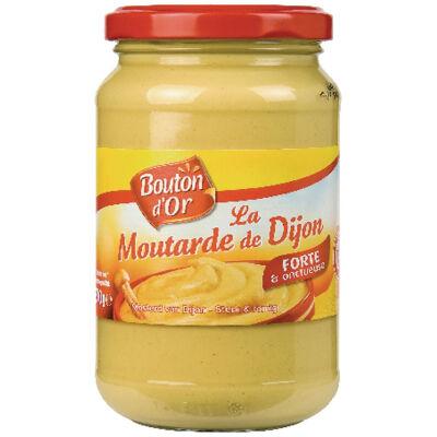 Moutarde de dijon 370 gr (Bouton d'or)