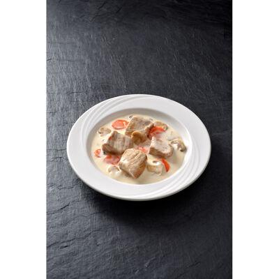 Blanquette de veau aux champignons de paris 900g (Les cuisines d'armor)