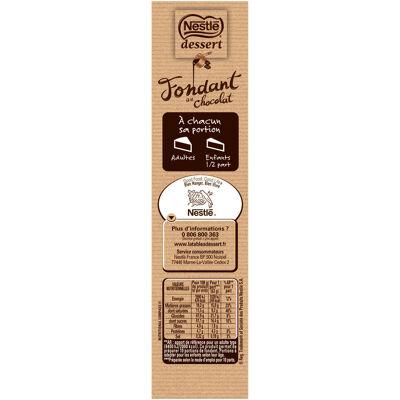 Nestle dessert préparation pour fondant au chocolat 317g (Nestle)