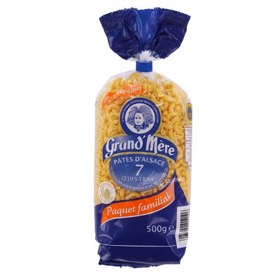 Grand' mère pâtes d'alsace coquillettes 500g (Grand' mère)