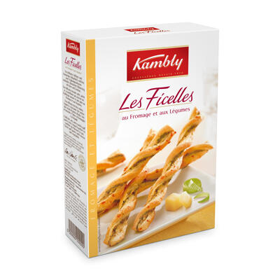 Ficelles fromage 100g - kambly - 100g (Kambly)