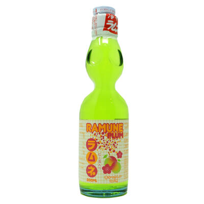 Limonade japonaise ramune - ume (Hanabi)