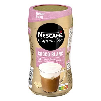 Nescafe cappuccino choco blanc, café soluble, boîte de 270g (Nescafé)