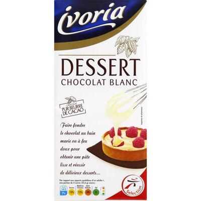 Chocolat blanc (Ivoria)
