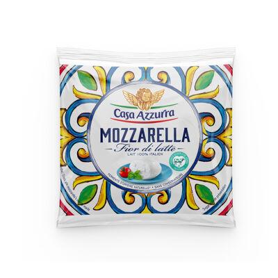 Mozzarella fior di latte 125g (Casa azzurra)