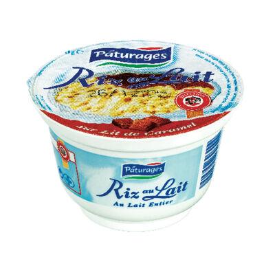 Riz au lait saveur vanille (Paturages)
