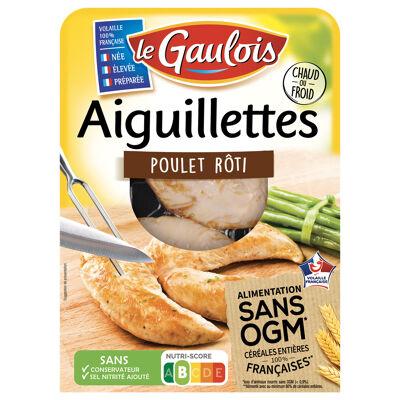 Le gaulois aiguillette de poulet roties 120g s/ogm (Le gaulois)