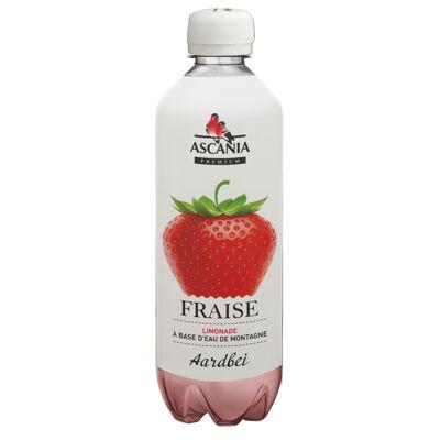 Limonade ascania fraise 33cl (Ascania)