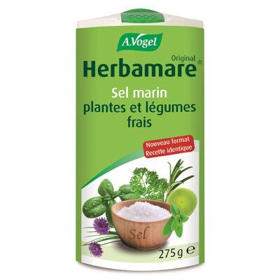Herbamare sel marin aux plantes et légumes frais 275g (Vogel herbamare)