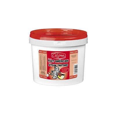 Sauce pour filet américain seau 5l (Colona)