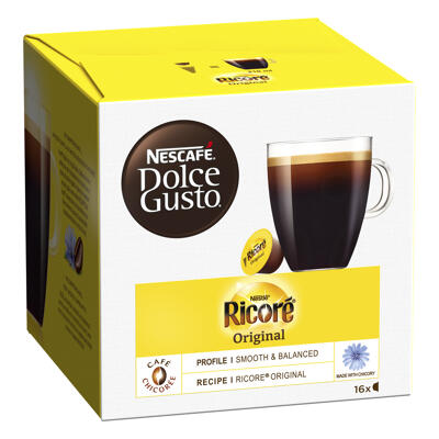 Capsules nescafe dolce gusto ricore 16 capsules (Dolce gusto)