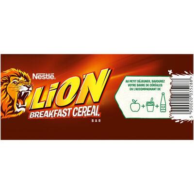 Lion barres de céréales 12 x 25g (Lion)