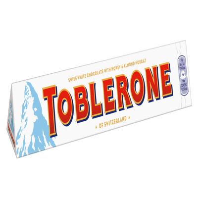 Toblerone blanc 360g (Toblerone)