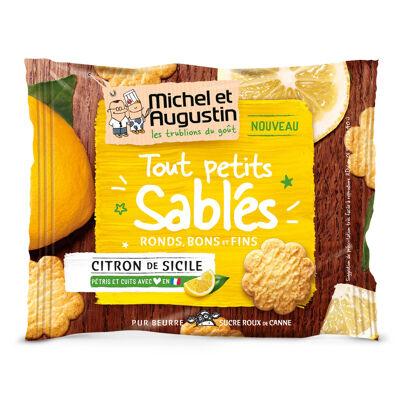 Tout petits sablés citron de sicile 30g (Michel et augustin)