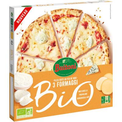 Buitoni bio 3 formaggi (Buitoni)