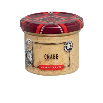 Rillettes de crabe 90 g (Albert ménès)