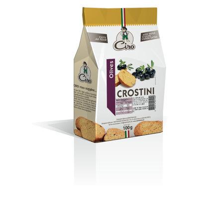 Ciro crostini olives 100 g (Ciro)