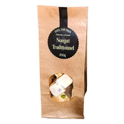 Nougat traditionnel (Gael cartron apiculteur)