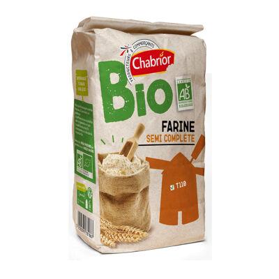 Farine de blé t110 (Chabrior)