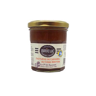 Onctueux de caramel au cidre breton (Brieuc)