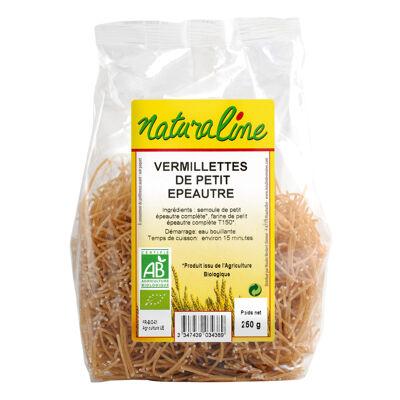 Vermillettes de petit epeautre complet bio 250 g (Naturaline)