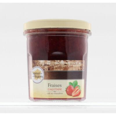 Préparation de fraise d'aquitaine ()