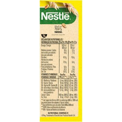 Nestle nesquik delice barres de céréales 6 x 23g (Nestle)
