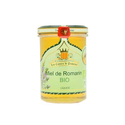 Miel de romarin bio liquide 250g (Les comtes de provence)