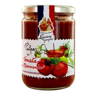 Pulpe de tomate de marmande 500g - rec. au chaudron (Les recettes cuites au chaudron)