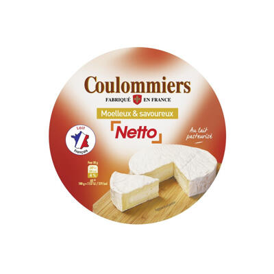 Coulommiers lp 350g (Netto)